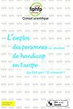 L'emploi des personnes en situation de handicap en Europe