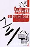 Écritures expertes en questions