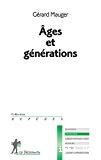 Ages et générations