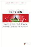 Paris, France, Monde - Repenser l'économie par le territoire