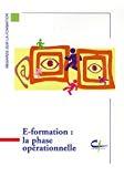 E-formation : la phase opérationnelle.