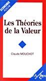 Les théories de la valeur.