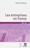 Les entreprises en France. Edition 2013