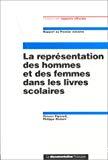 La représentation des hommes et des femmes dans les livres scolaires. Rapport au Premier ministre.