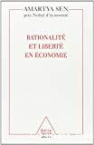 Rationalité et liberté en économie.
