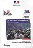 Les politiques de cohésion sociale