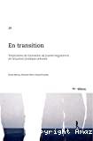 En transition