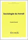 Sociologie du travail.