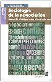 Sociologie de la négociation