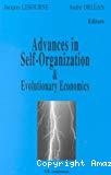 Advances in self-organization and evolutionary economics.