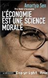L'économie est une science morale.