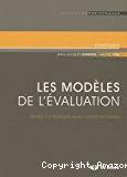 Les modèles de l'évaluation