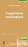 L'expérience sociologique.