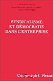 Syndicalisme et démocratie dans l'entreprise. Une coopération scientifique CFDT-CNRS (1984-1995).