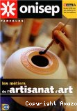 Les métiers de l'artisanat d'art.
