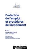 Protection de l'emploi et procédures de licenciement.