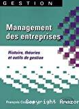 Management des entreprises : histoire, théories et outils de gestions.