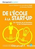 De l'école à la start-up