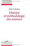 Histoire et méthodologie des sciences. Programme de recherche et reconstruction rationnelle.