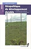 Géopolitique du développement durable