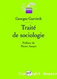Traité de sociologie.