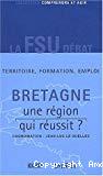 La Bretagne, une région qui réussit ? Actes du colloque du 20 novembre 2002 organisé par la FSU Bretagne et Le Monde Initiatives.