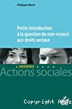 Petite introduction à la question du non-recours aux droits sociaux