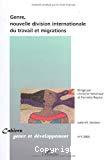 Genre, nouvelle division internationale du travail et migrations.