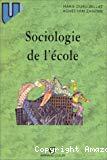 Sociologie de l'école.
