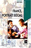 France, portrait social. 2003-2004.