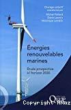 Énergies renouvelables marines
