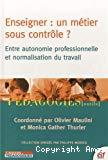 Enseigner : un métier sous contrôle ?