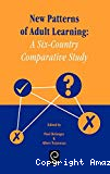 New patterns of adult learning. A six-country comparative study.