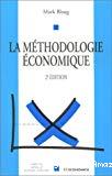 La méthodologie économique.