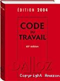 Code du travail 2004.