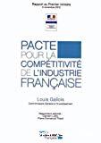 Pacte pour la compétitivité de l'industrie française