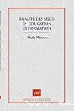 Egalité des sexes en éducation et formation.
