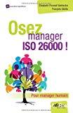 Osez manager ISO 26000 !