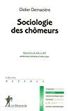 Sociologie des chômeurs.