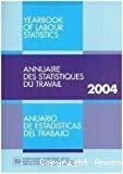 Annuaire des statistiques du travail 2004.