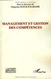 Management et gestion des compétences.