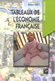 Tableaux de l'économie française. Edition 2007.