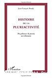 Histoire de la pluriactivité