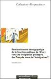 Renouvellement démographique de la fonction publique de l'Etat : vers une intégration prioritaire des Français issus de l'immigration ?
