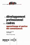 Le développement professionnel des cadres
