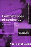 Compétences et contenus