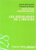 Les sociologies de l'individu
