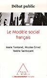 Le modèle social français.