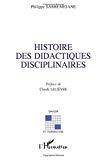 Histoire des didactiques disciplinaires. 1960-1995.