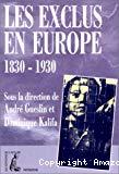 Les exclus en Europe 1830-1930.